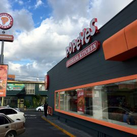 Popeyes  Guadalupe